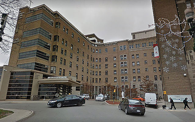 St. Joseph's Hospital in Toronto