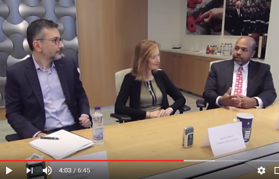 The second of three videos featuring highlights from a roundtable on financial wellness, hosted by Canadian HR Reporter
