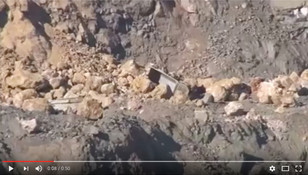 Global video: Turkish mine landslide kills three, traps 13