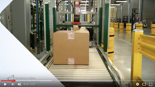 Warehousing Conveyor Safety