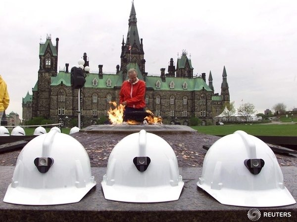 Unions, families call on Ottawa to remember Westray, help enforce law