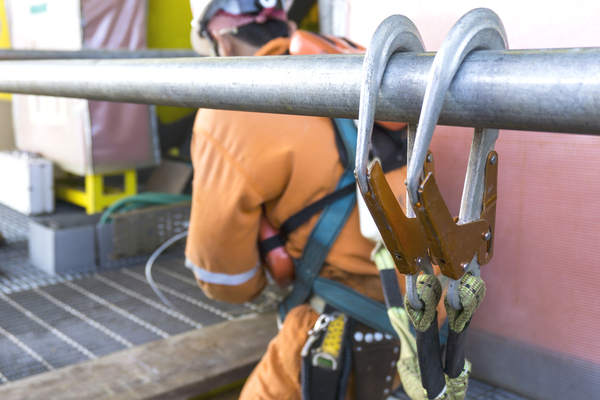 Safety professionals need fall protection training, too