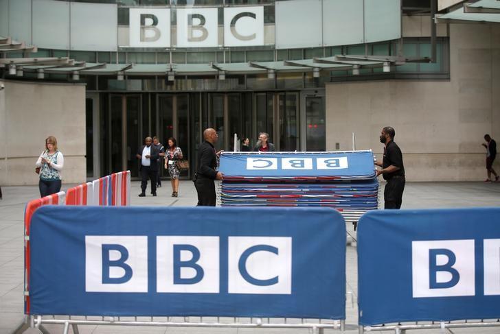 BBC pay gap