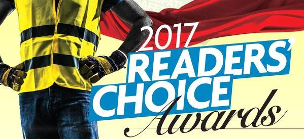 Winners of the 2017 Readers' Choice Awards announced