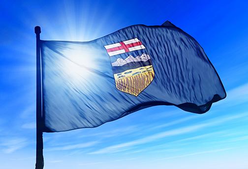 Alberta Flag