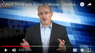 Culture Shock with Shawn Galloway – Is Feedback Effective?