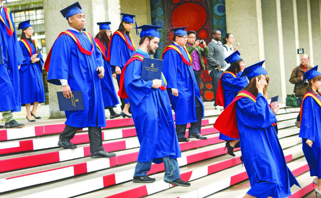 B.C. Grads