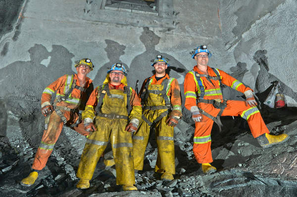 Cementation implements 5-year safety strategy