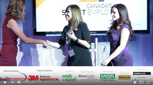 Canada's Safest Employers 2017 awards gala