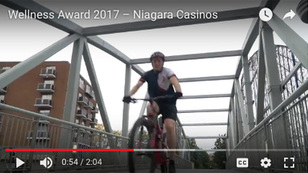 Niagara Casinos wellness award
