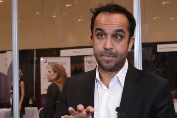 Author, public speaker and happiness expert Neil Pasricha