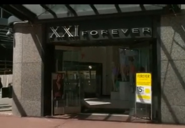 California sues Forever 21, alleging English-only policy