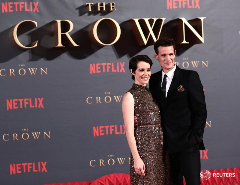 Controversy over pay disparity on 'The Crown'