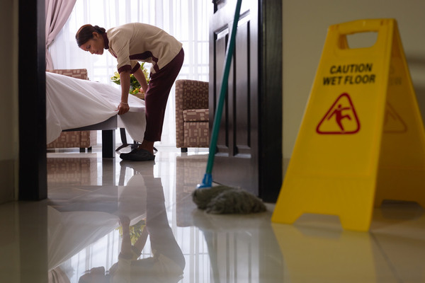 California adopts new regulation to protect hotel housekeepers from injury