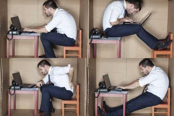 Office ergonomics Q&A