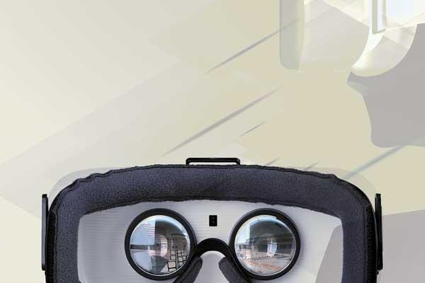 Virtual reality shakes up safety training