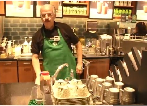 First senior staff-only Starbucks opens in Mexico City