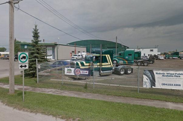 Manitoba trucker burned by tar dies after crash