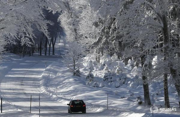 9 tips for winter driving