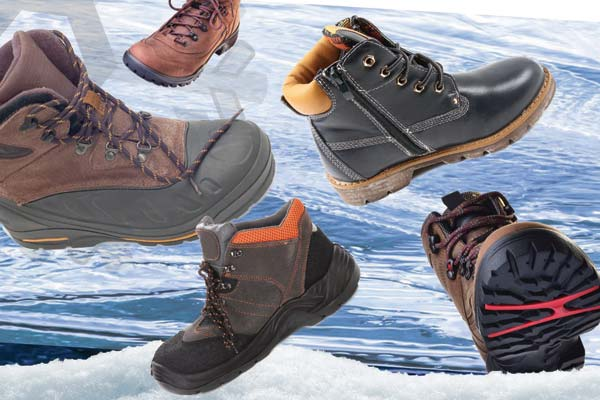 'Snowflake' rating system identifies best slip-resistant winter boots