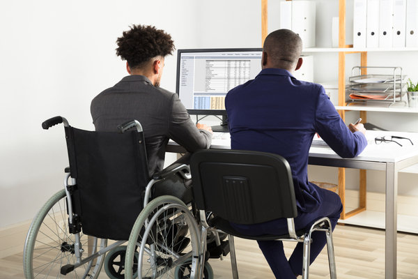 Tailored support effective for young workers with disabilities
