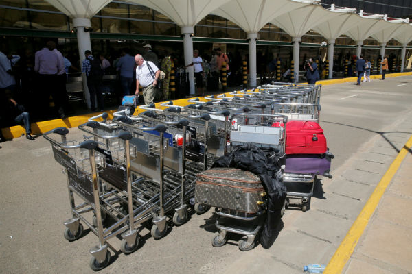 Strike grounds flights at Kenya's main airport