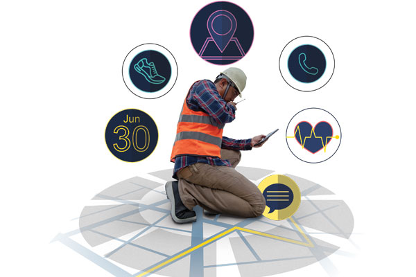 Wearables transforming safety management in high-risk industries
