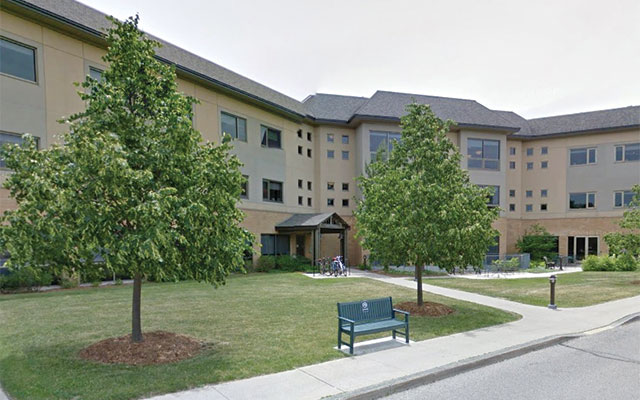 Sunnyside Home, a long-term care facility in Waterloo, Ont.