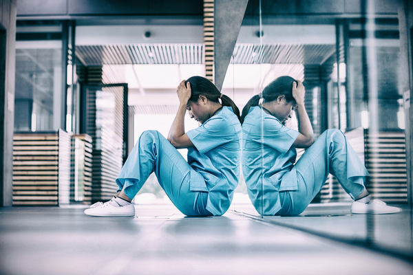 Nearly 9 in 10 long-term care staff experience violence