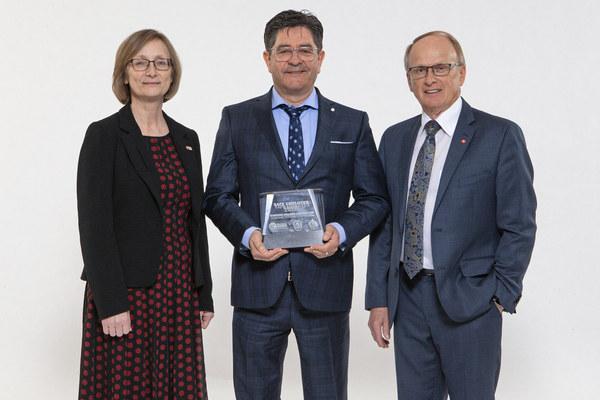 Namerind Housing wins WorkSafe Saskatchewan award