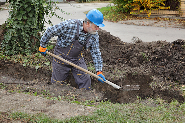 5 steps to safe digging