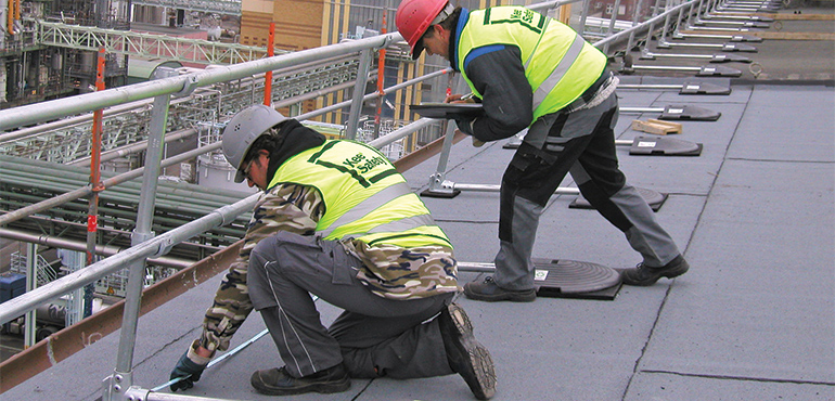 Smarter Solutions for Rooftop Safety