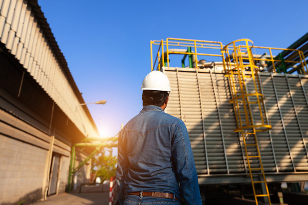 WorkSafeBC warning about risk of heat stress