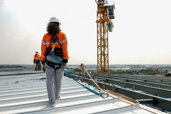 Ontario's work at height training impacts lost-time incidents: IWH study
