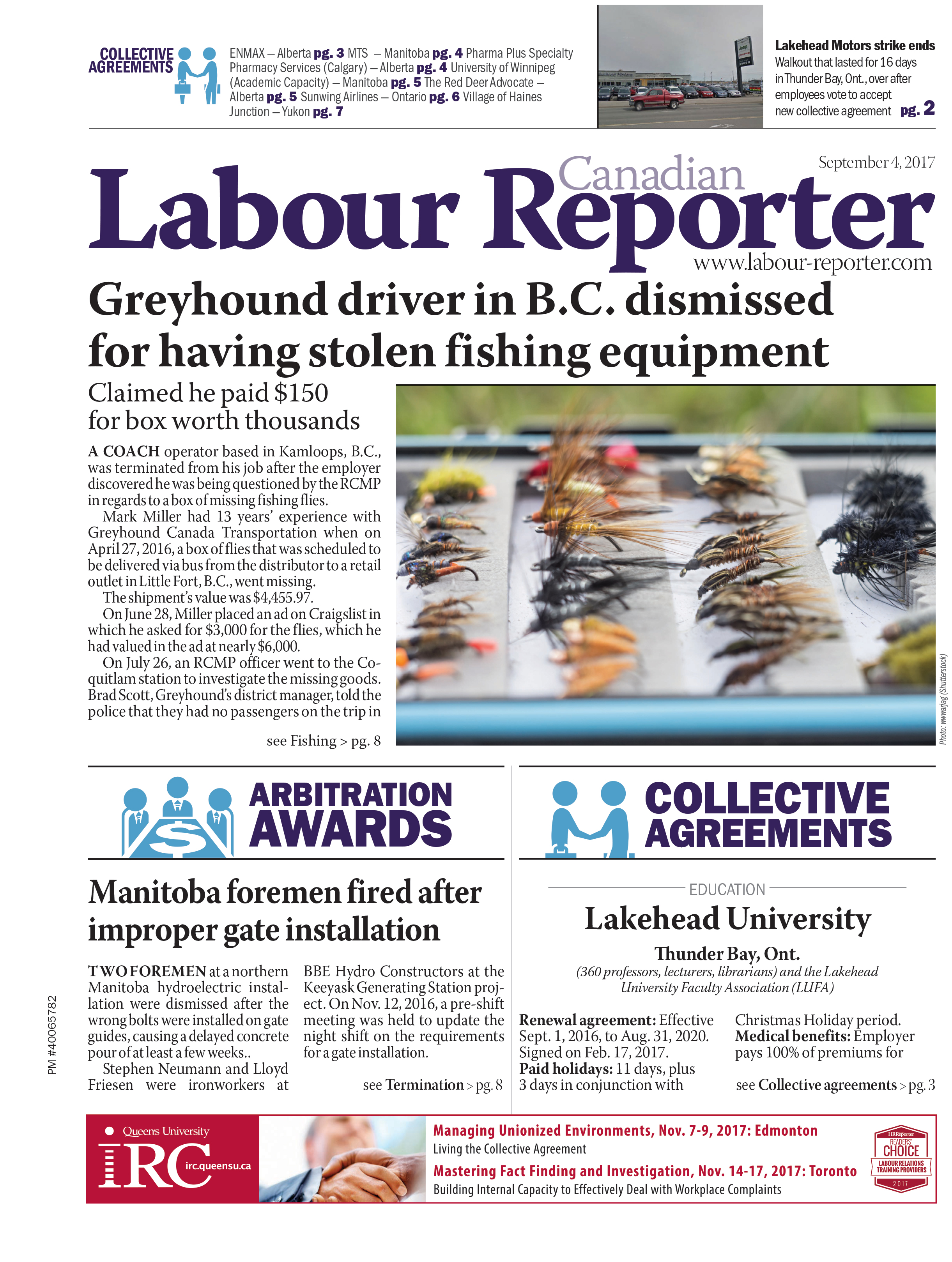 Past print issue aug 28 2017 canadian labour reporter current edition platinumwayz