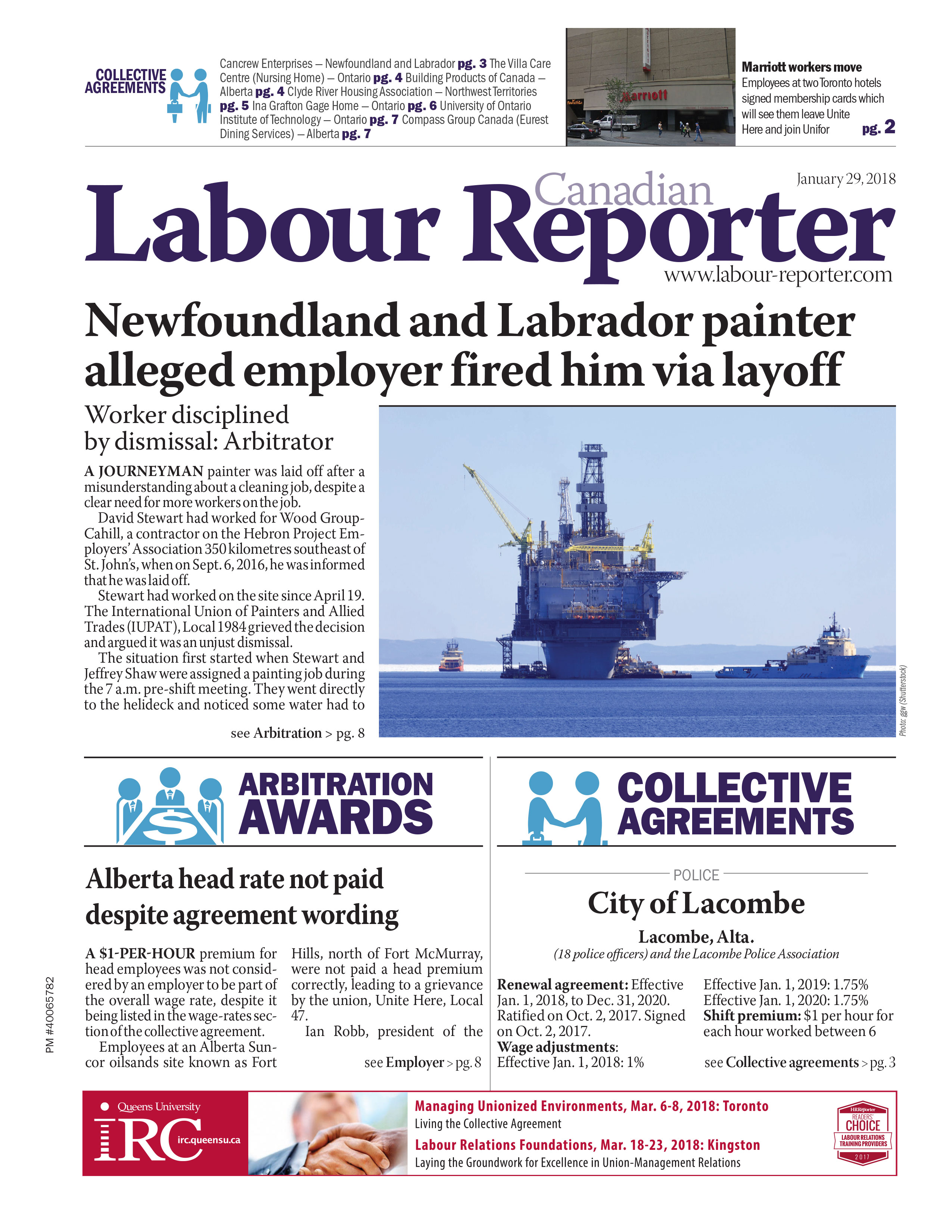 Past print issue jul 03 2017 canadian labour reporter current edition platinumwayz