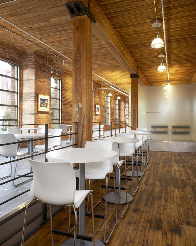 Modern break rooms key to staff productivity