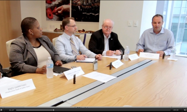 Construction safety roundtable - Part 1