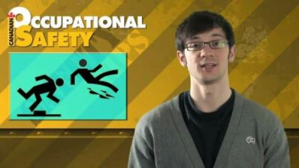 Safety Tip of the Week - Slips and Trips