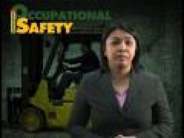 Safety Tip of the Week - Forklift Operation