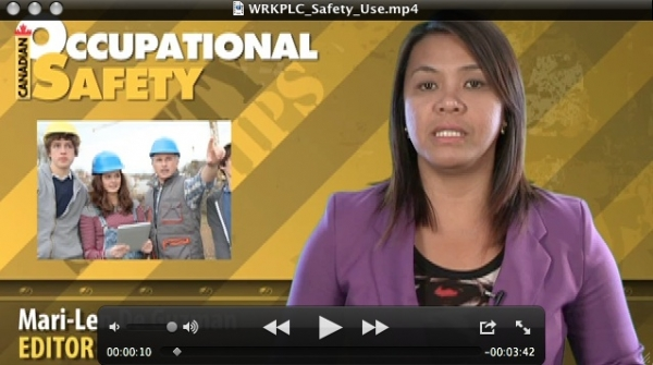 Safety Tip - Top hazards for young workers