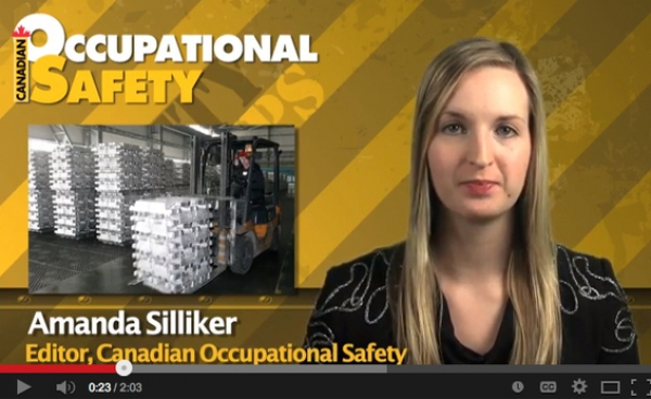 Safety Tip - Material Handling