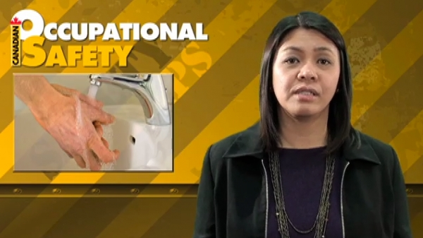 Safety Tip of the Week - Washing Your Hands