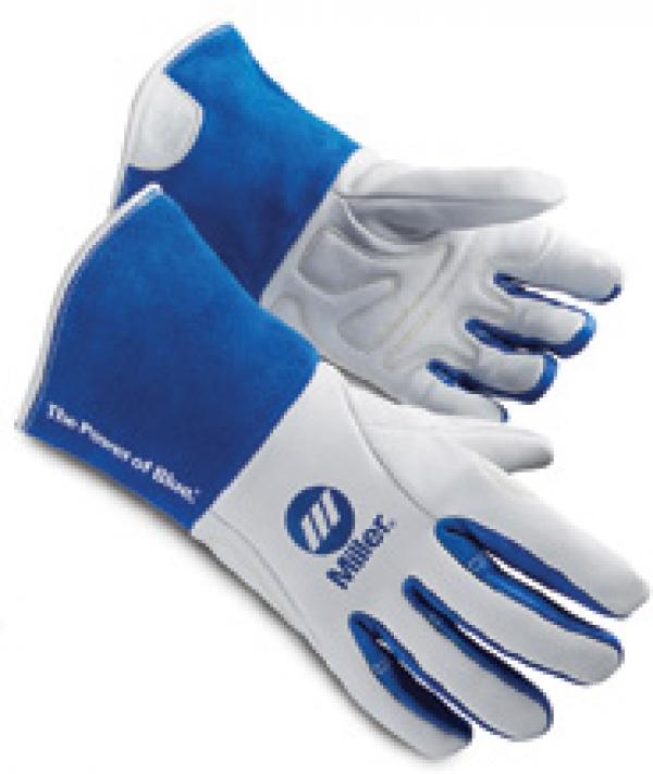 Women's welding gloves