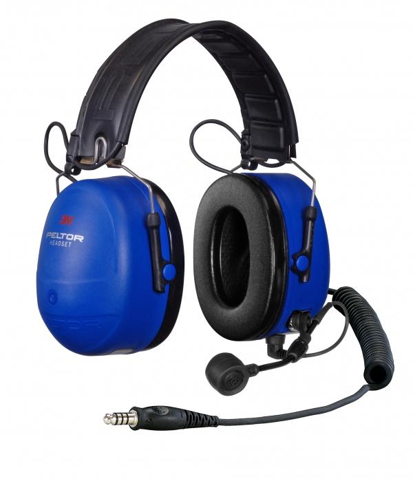 Intrinsically safe communication headset