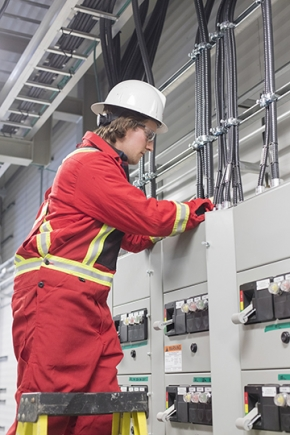 Young Worker Safety 2016: Techmation Electric & Controls