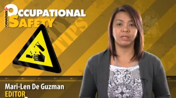 Safety Tip - Chemical Emergency