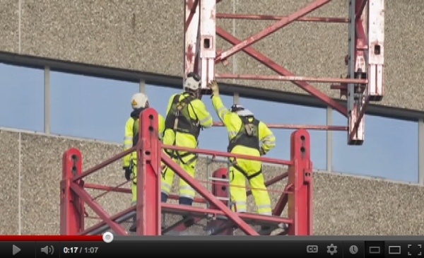 Safety Tip — Maintaining fall protection equipment