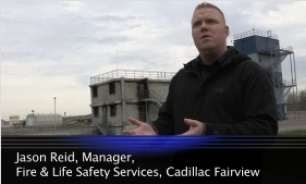 Bridging the gap between security and fire/life safety