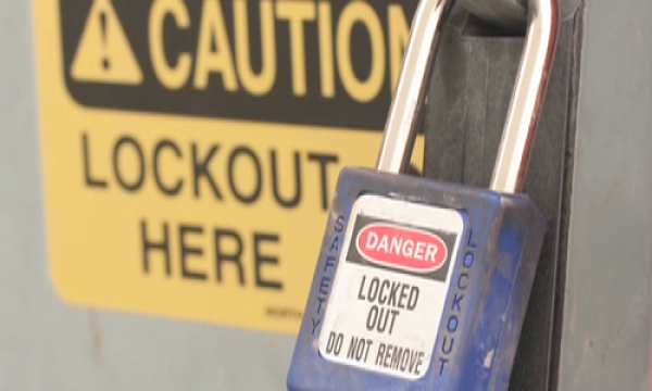 Safety Tip - Basic Lockout Procedures